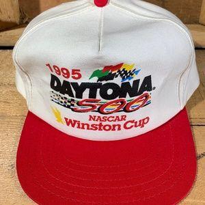 Nascar 1995 Daytona Winston Cup Champion Snapback